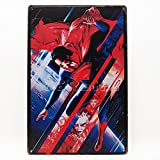Man of Steel (0401001), Metal Tin Sign, Wall Decorative Sign By 66retro