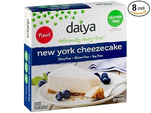 Gluten Free Dairy Free Cheesecake