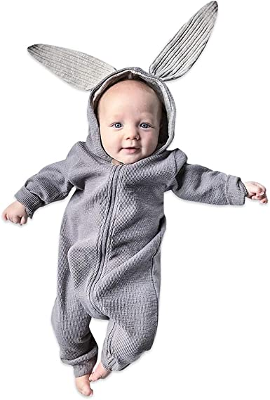 Bunny Easter Romper Suit