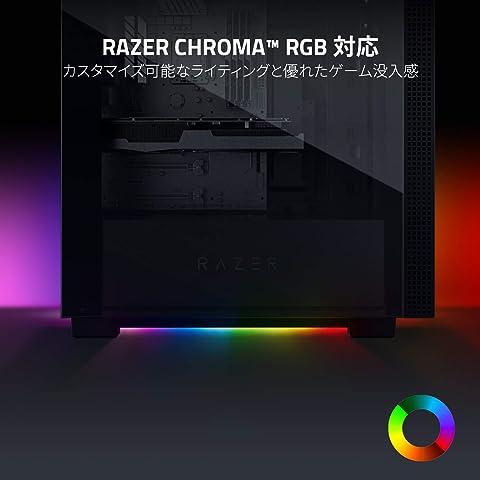 Razer Tomahawk ATX RAZER CHROMA RGB対応