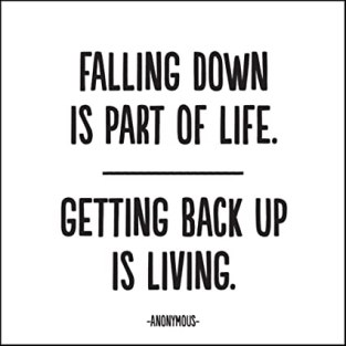 Image result for falling down quotes