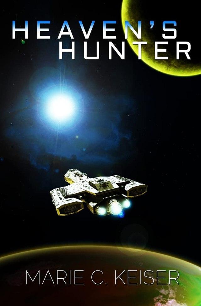 heaven's hunter cover art