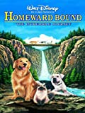Homeward Bound: The Incredible Journey poster thumbnail