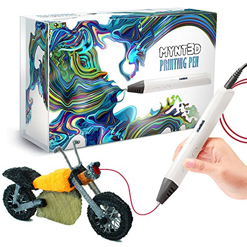 MYNT3D Professional Printing 3D Pen with OLED Display