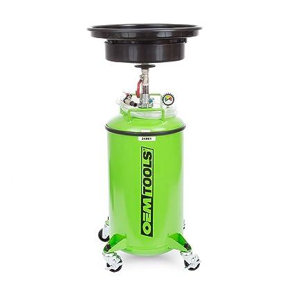 Oemtools 24861 Waste Oil Drain 21 Gallon