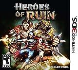 Heroes of Ruin - Nintendo 3DS