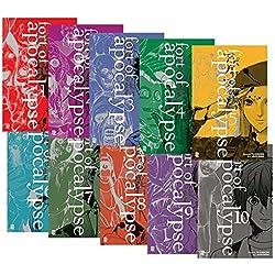 Coleção Fort of Apocalypse. Volumes 1 a 10