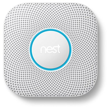 Google, S3003LWES, Nest Protect Smoke + Carbon Monoxide Alarm, 2nd Gen, Wired