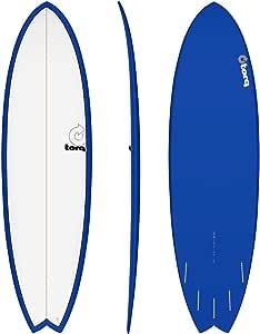 Torq Tabla de Surf Epoxy Tet 6.3 Fish White Marino: Amazon
