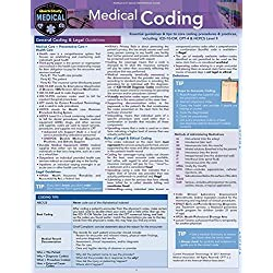 Medical Coding: A Quickstudy Laminated Reference Guide