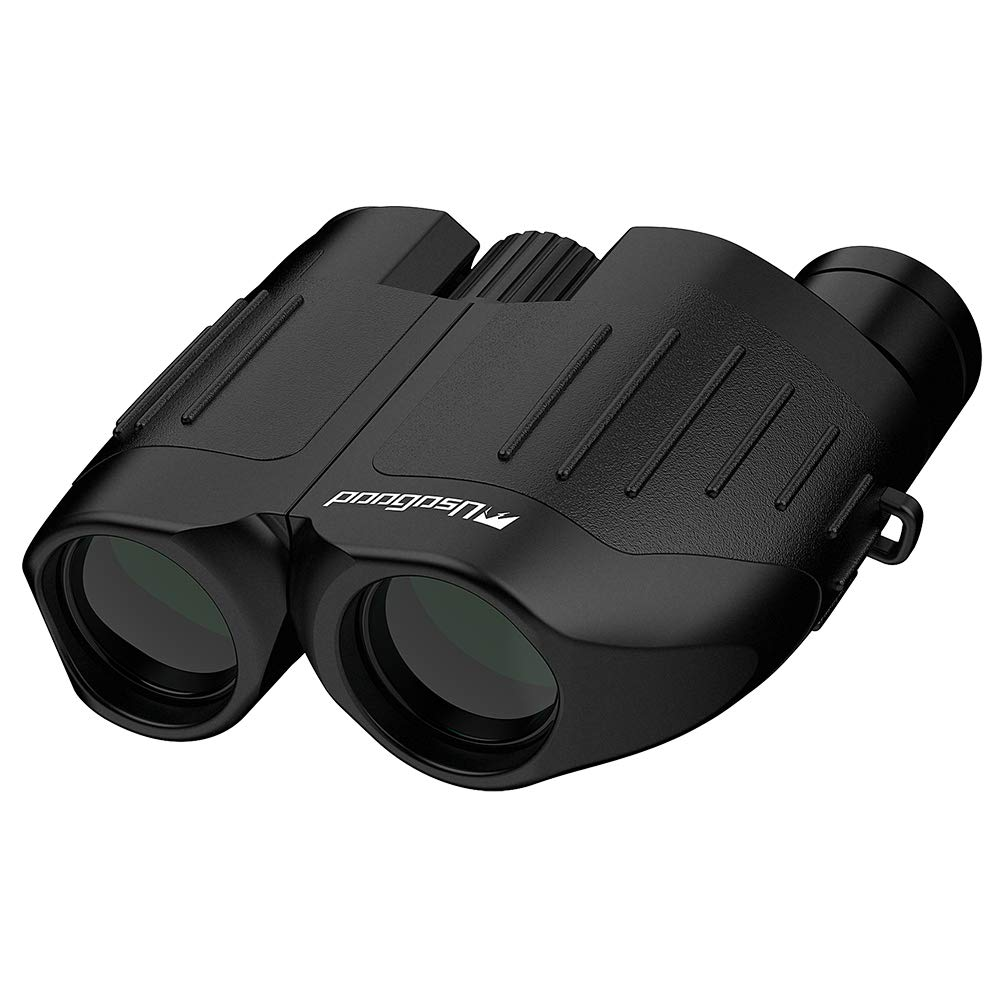 Folding Binoculars, Lightweight Compact Portable Binoculars for Adults and Children
