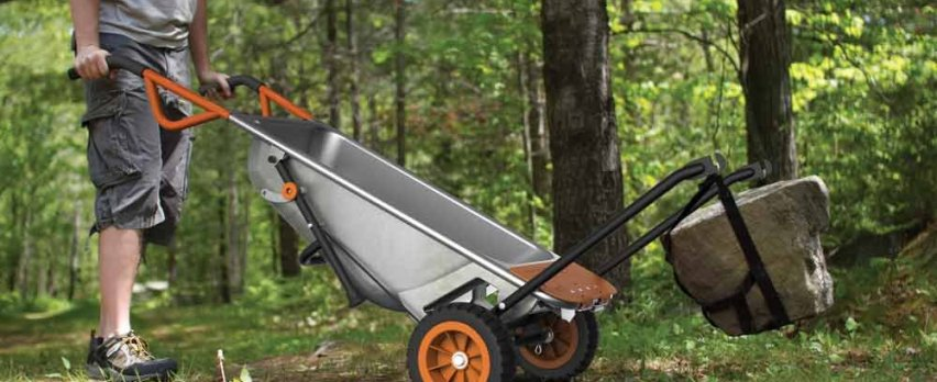 worx aerocart reviews