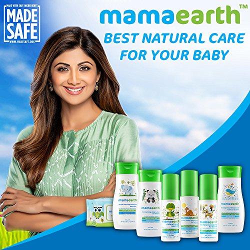61m14bVGnJL Mamaearth Day by day Moisturizing Pure Child Lotion (400 ml)