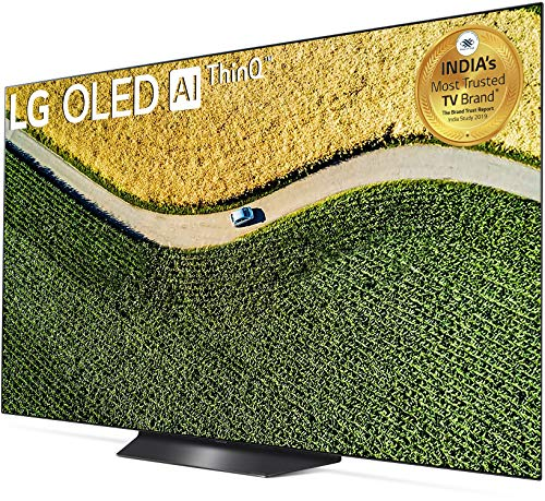LG 139 cms (55 inches) 4K Ultra HD Smart OLED TV OLED55B9PTA | with Built-in Alexa (PCM Black) (2019 Model) 3