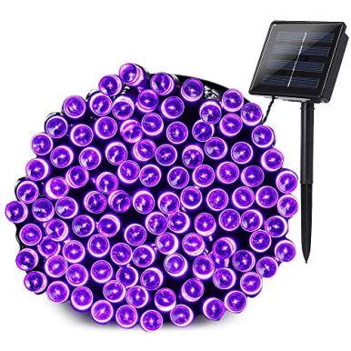 Joomer-Solar-Christmas-Lights-72ft-200-LED-8-Modes-Solar-String-Lights-Waterproof-Solar-Fairy-Lights-for-Garden-Patio-Fence-Balcony-Outdoors-Purple
