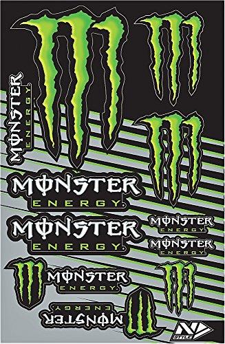 N-Style Universal Decal Kit - Monster V.1