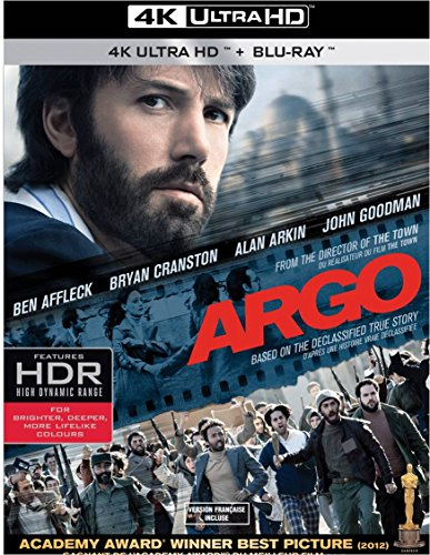 Argo (Theatrical) (4K Ultra HD) [Blu-ray]