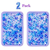 """Hot and Cold Gel Bead Ice Pack (2-Pack) by FOMI Care 