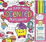 Klutz My Super Sweet Scented Sketchbook, Activity/Craft Kit