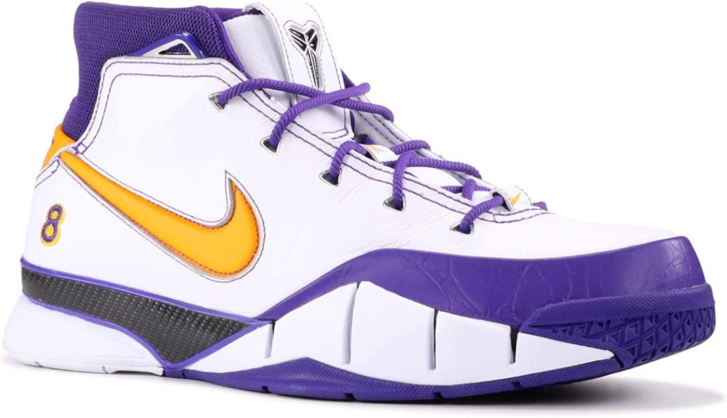 nike kobe 1 protro lakers colorway