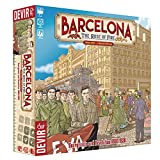 Barcelona: The Rose of Fire Strategy Board Game