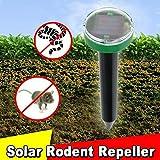 Solar Mole Repeller Snake Gopher...