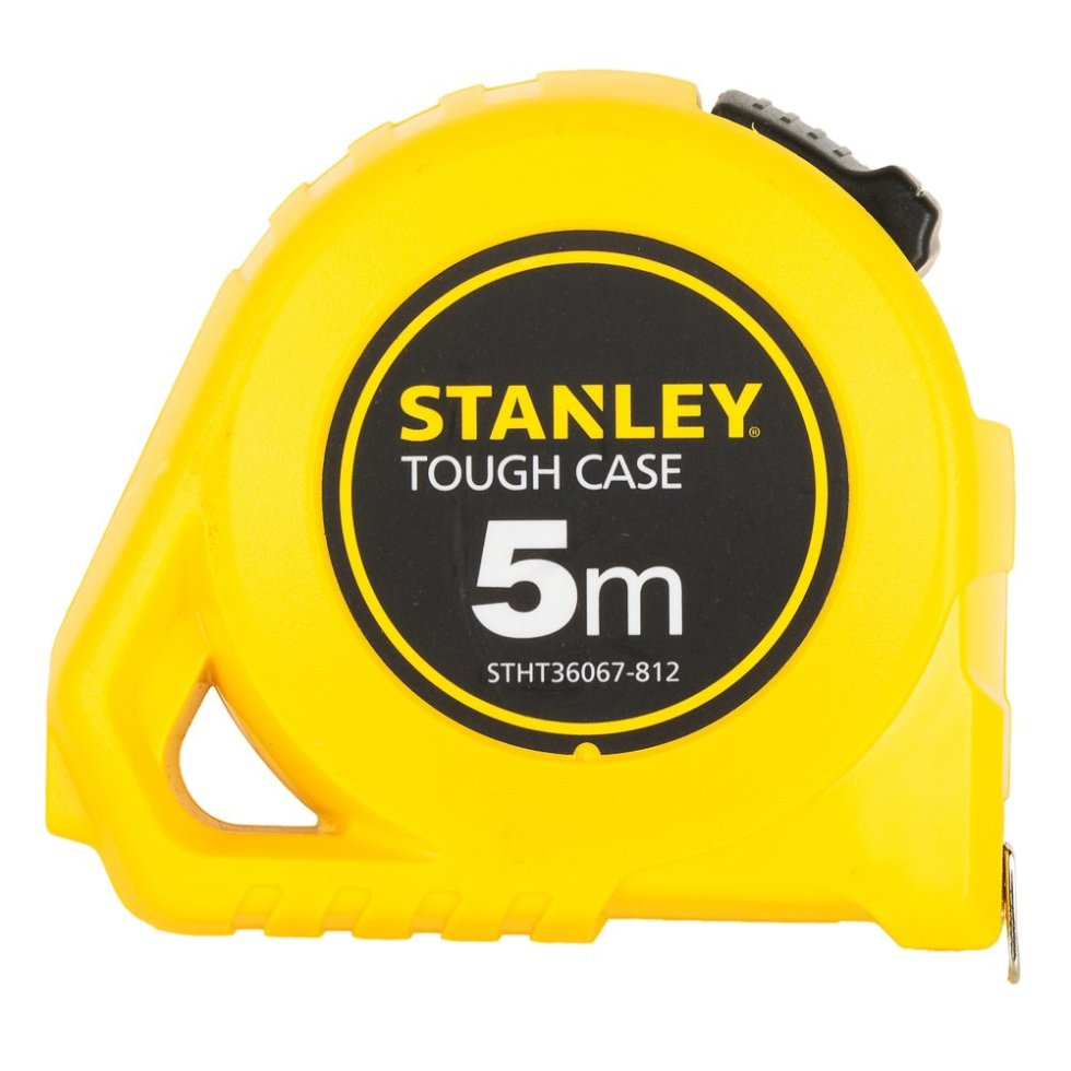 Stanley STHT36067-812 5-meter Tough Case Tape. One of the Best quality Measuring Tape