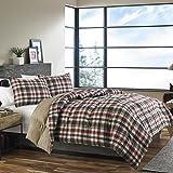 Eddie Bauer Astoria Down Alt Comforter Set, Full/Queen, Full/Queen, Full/Queen