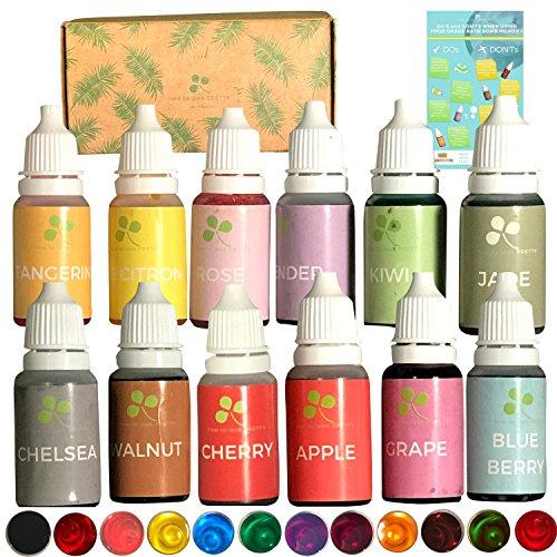 Skin Safe Liquid Soap Dye