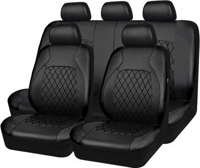 vw polo leather seat covers