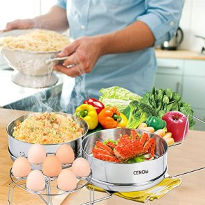 Insert-Pan-for-Instant-Pot-Accessories-Cenow-Instant-Pot-in-Pot-Accessories-Steamer-Basket-Set-with-Egg-Steamer-Rack-Stand-Steamer-Insert-Fits-Instant-Pot-6-Qt-8-Quart-Pressure-Cooker-Accessories