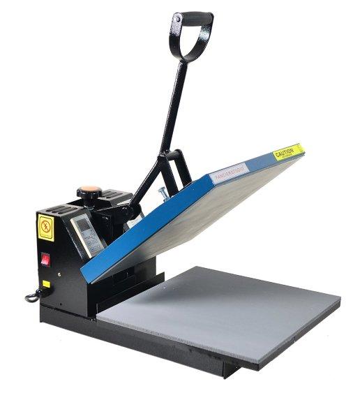 Fancierstudio Power Heat press Digital Heat Press 15 x 15 Sublimation Heat Press Rhinestone Heat Press