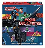 Justice League Axis of Villains Game