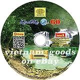 Arirang Karaoke Midi Disc Vol 60 Serial A Vietnamese English Chinese For Player Arirang AR 27C, 36C/CN, 36D, 36E, 36G, 36K, 36KR, 36L, 36M, 36N/NG, 36NR, 3600, 3600Deluxe/DeluxeA, 4500Deluxe, 36HDMI