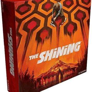 Asmodee The Shining Horror Board Game Standard: Amazon.it: Giochi e  giocattoli