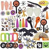 Max Fun 122Pcs Random Color Assortment Toys for Kids Halloween Party Favors Prizes Box Toy Assortment Classroom