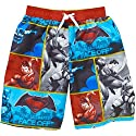 DC Comics Batman VS Superman Boys Swim Shorts