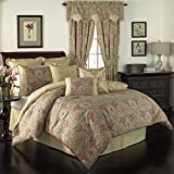 WAVERLY Swept Away Bedding Collection, Queen, Berry
