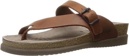 Mephisto Womens Helen Leather Sandals de cuero. Disponible en más colores desde