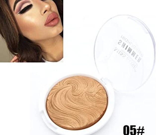 Buy Miss Rose 3d Shimmer Powder Highlighter Palette Face Base Makeup Highlight Contour Tools For Women Lady Oil Contro Makeup Tool 00b Online At Low Prices