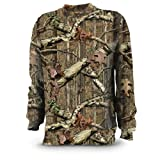 Russell Outdoors Woodstalker II Sweatshirt, Mossy Oak Infinity, Medium