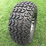 ARISUN All Trail 22X11-10 DOT All Terrain Golf Cart Tires - Set of 4