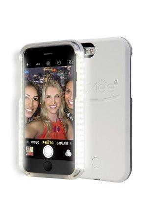 【正規代理店品】LuMee (ルミー) iPhone case 6 / 6S (WHITE)