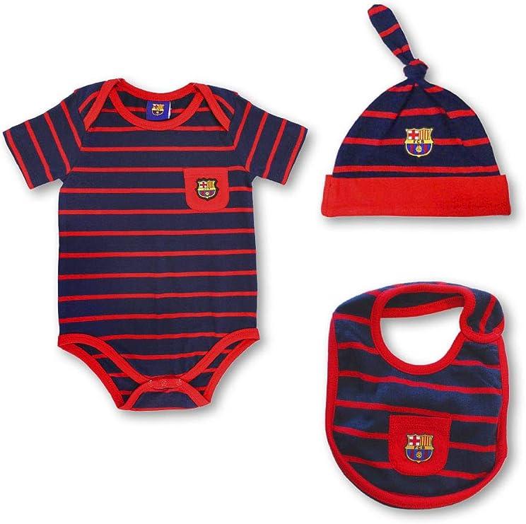 Pack Recién Nacido Oficial FC Barcelona