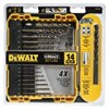 DEWALT Cobalt Drill Bit Set with Pilot Point, 14-Piece (DWA1240)