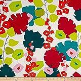 P Kaufmann Annie Selke Block Floral Bright