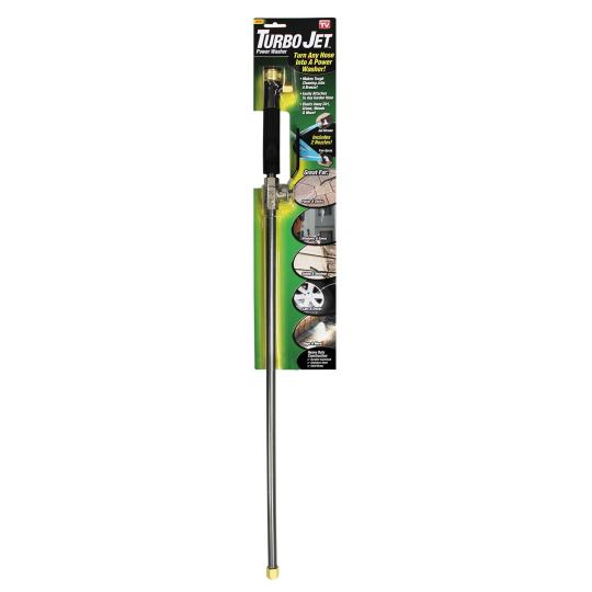turbo jet power washer high pressure spray nozzle review