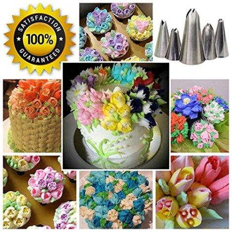 Kit Bocchette Decorative Torte