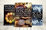 Wicca Magic Starter Kit: Candle Magic, Crystal Magic, and Herbal Magic