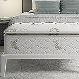 Signature Sleep Mattress, Full Size Mattress, 13 Inch Hybrid Coil Mattress, Soft, Full